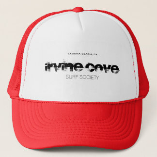 Laguna Beach, Irvine Cove Surf Society Trucker Trucker Hat