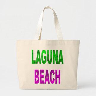Laguna Beach Large Tote Bag