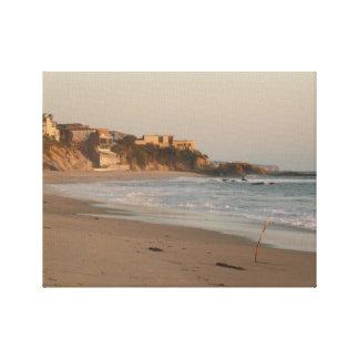 Laguna Beach Photograph Canvas Print