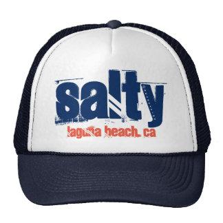 "Laguna Beach ""Salty"" Trucker Hat"