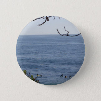 laguna beach surf 2 inch round button