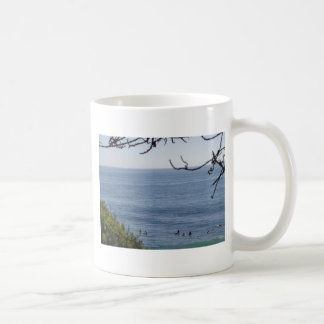 laguna beach surf coffee mug