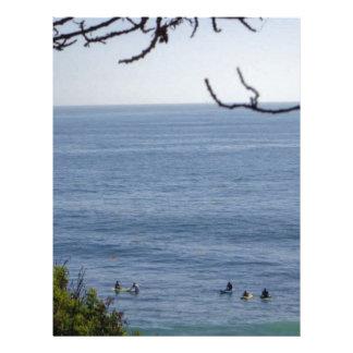 laguna beach surf letterhead