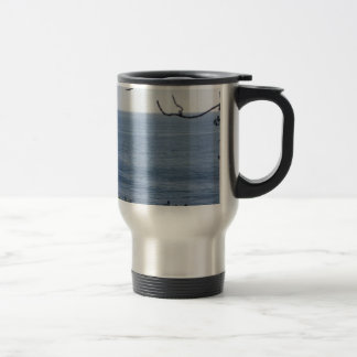 laguna beach surf travel mug
