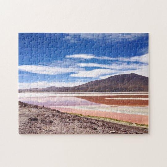 Laguna Colorada - Bolivia Jigsaw Puzzle