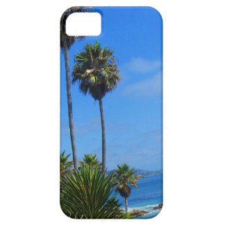 Laguna Palm Trees and Ocean Bliss iPhone 5 Cover