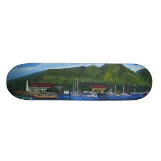 Lahaina Harbor Deck Skateboard Deck