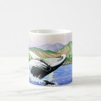 Lahaina Whale Watching Coffee Mug
