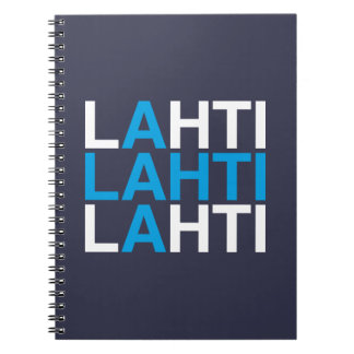 LAHTI SPIRAL NOTE BOOK