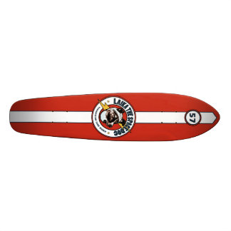 Laika The Space Dog Old School #57: 70s Skateboard