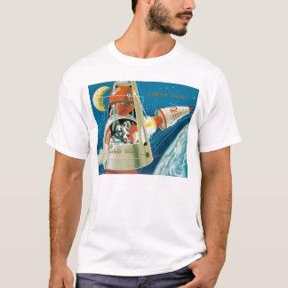 Laika, the space dog. T-Shirt