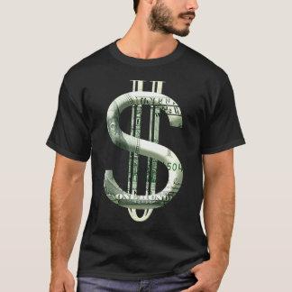$ Laissez-Faire Capitalism (reverse) T-Shirt