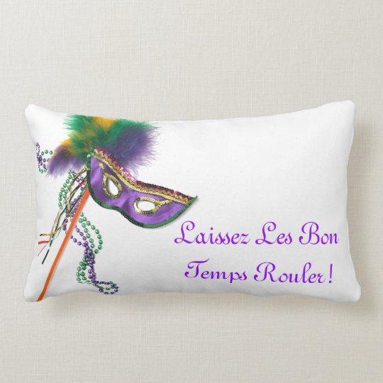 Laissez Les Bon Temps Rouler! Lumbar Pillow