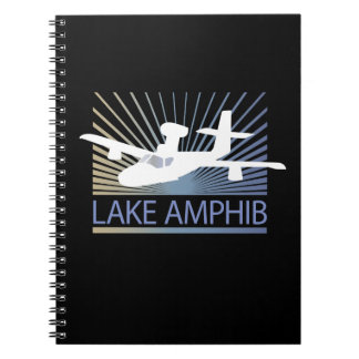 Lake Amphib Aviation Notebooks
