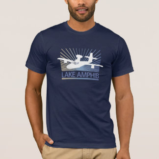 Lake Amphib Aviation T-Shirt