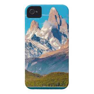 Lake and Andes Mountains, Patagonia - Argentina iPhone 4 Case