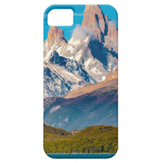 Lake and Andes Mountains, Patagonia - Argentina iPhone 5 Case