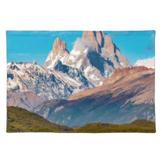 Lake and Andes Mountains, Patagonia - Argentina Placemat