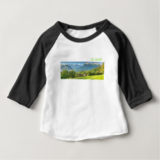 Lake Annecy Baby T-Shirt
