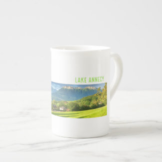 Lake Annecy Bone China Mug