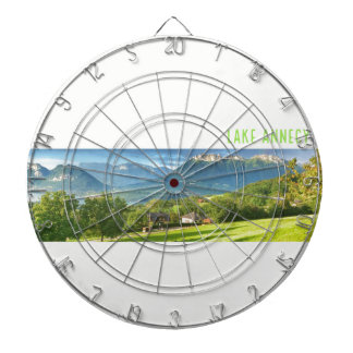 Lake Annecy Dartboard
