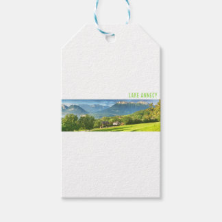 Lake Annecy Gift Tags