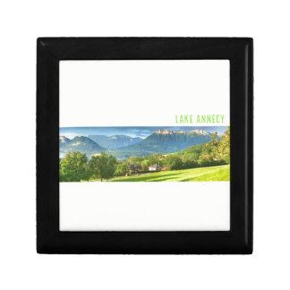 Lake Annecy Jewellery/Gift Box