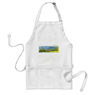 Lake Annecy Standard Apron