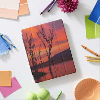 Lake Awoonga sunset IPad cover