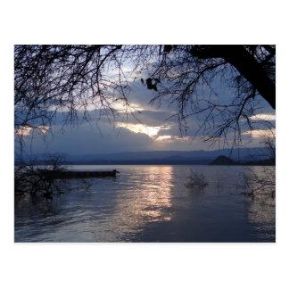Lake Baringo Postcard