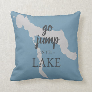 Lake Charlevoix Pillow