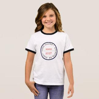 LAKE CLAIRE KID'S T. RINGER T-Shirt