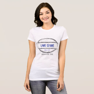 LAKE CLAIRE VOLUNTEER T-SHIRT