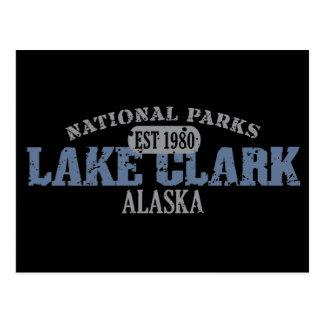 Lake Clark National Park Postcard
