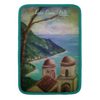Lake Como, Italy, Mackbook Air Sleeve MacBook Air Sleeve