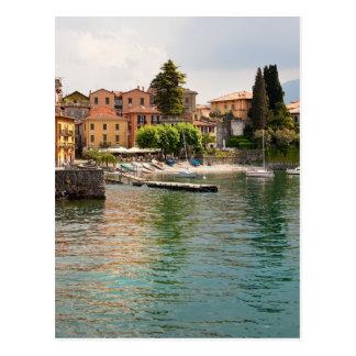 Lake Como MIlan Postcard