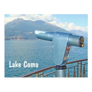 Lake Como - Postcard