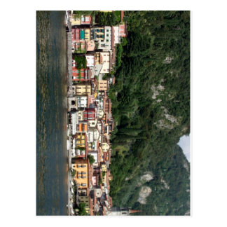 Lake Como Postcard