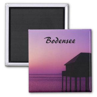 Lake Constance during Sunset Souvenir Magnet