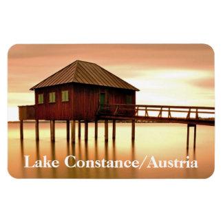 Lake Constance - Premium Magnet
