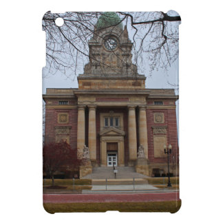 Lake County Courthouse in Winter iPad Mini Cases