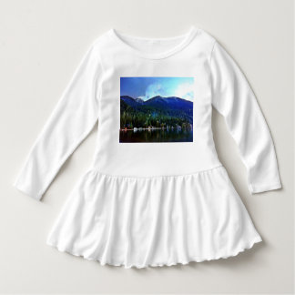 Lake Crescent Cabins Olympic National Park Dress