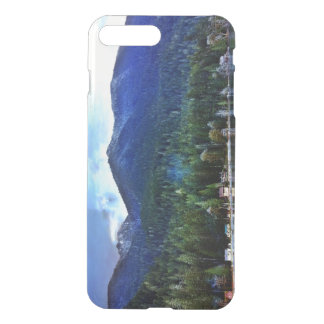 Lake Crescent Cabins Olympic National Park iPhone 7 Plus Case