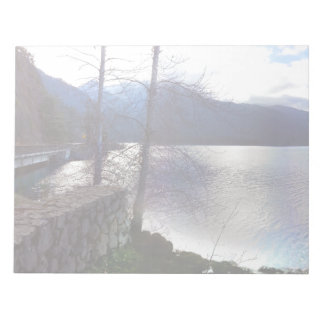 Lake Crescent off U.S. Route 101 Notepads