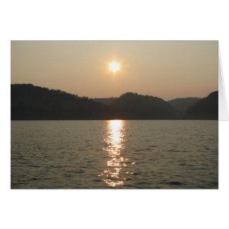 Lake Cumberland, KY Card
