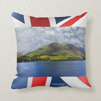 Lake District image for Polyester-Cushion Throw Pillow