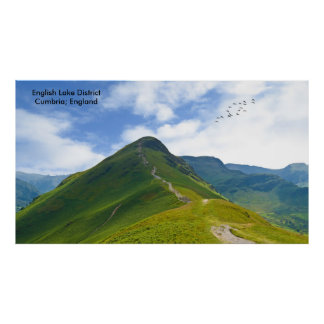 Lake District image for poster