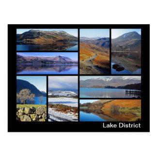 Lake District multi-image 3 Postcard