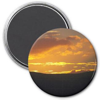 Lake District sunset Magnet