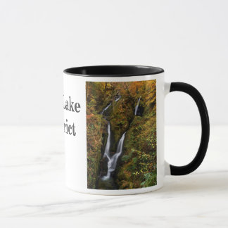 Lake District Waterfalls Mug